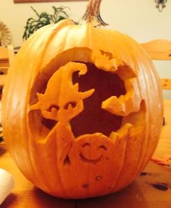 Caseys pumpkin
