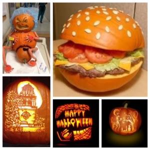 picstitch pumpkins