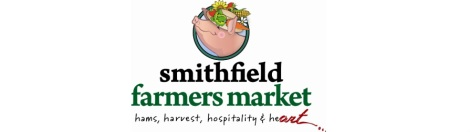 Hams, Harvest, Hospitality & Heart is waiting for you at the Smithfield Farmers Market!