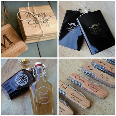 Gifts for the Groomsmen