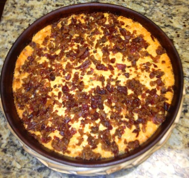 Cheesy Bacon Dip Recipe