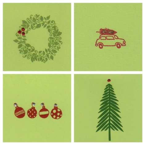 Holiday Cards at Weehah Greeting Cards