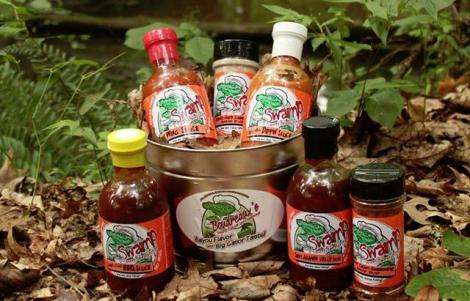 Swamp Sauce & Seasonings