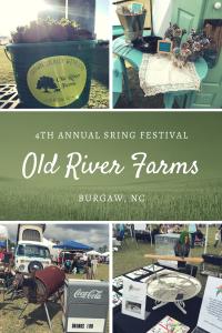 Old River Farms Fourth Annual Spring Festival