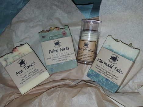 Turtle River Soap Company Giveaway