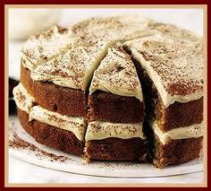 Recipe for Coffee Flavored Spice cake